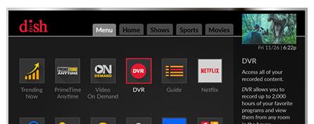 Vea television con DISH - Acme Satellites en Sunrise, FL - Distribuidor autorizado de DISH